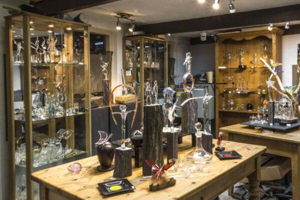Glasblazerij het Quakeltje - Noorderland 12-2016