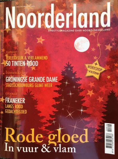 Boetseren met Glas - Noorderland December 2016