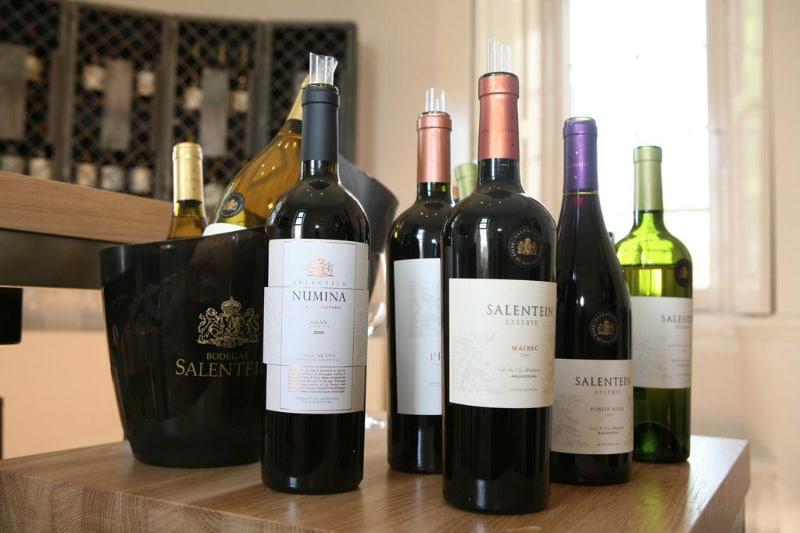 Wijnen Huis De Salentein