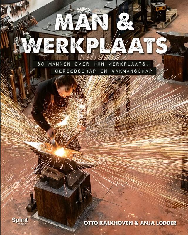 Boek Man en Werkplaats Fotograaf Otto Kalkhoven